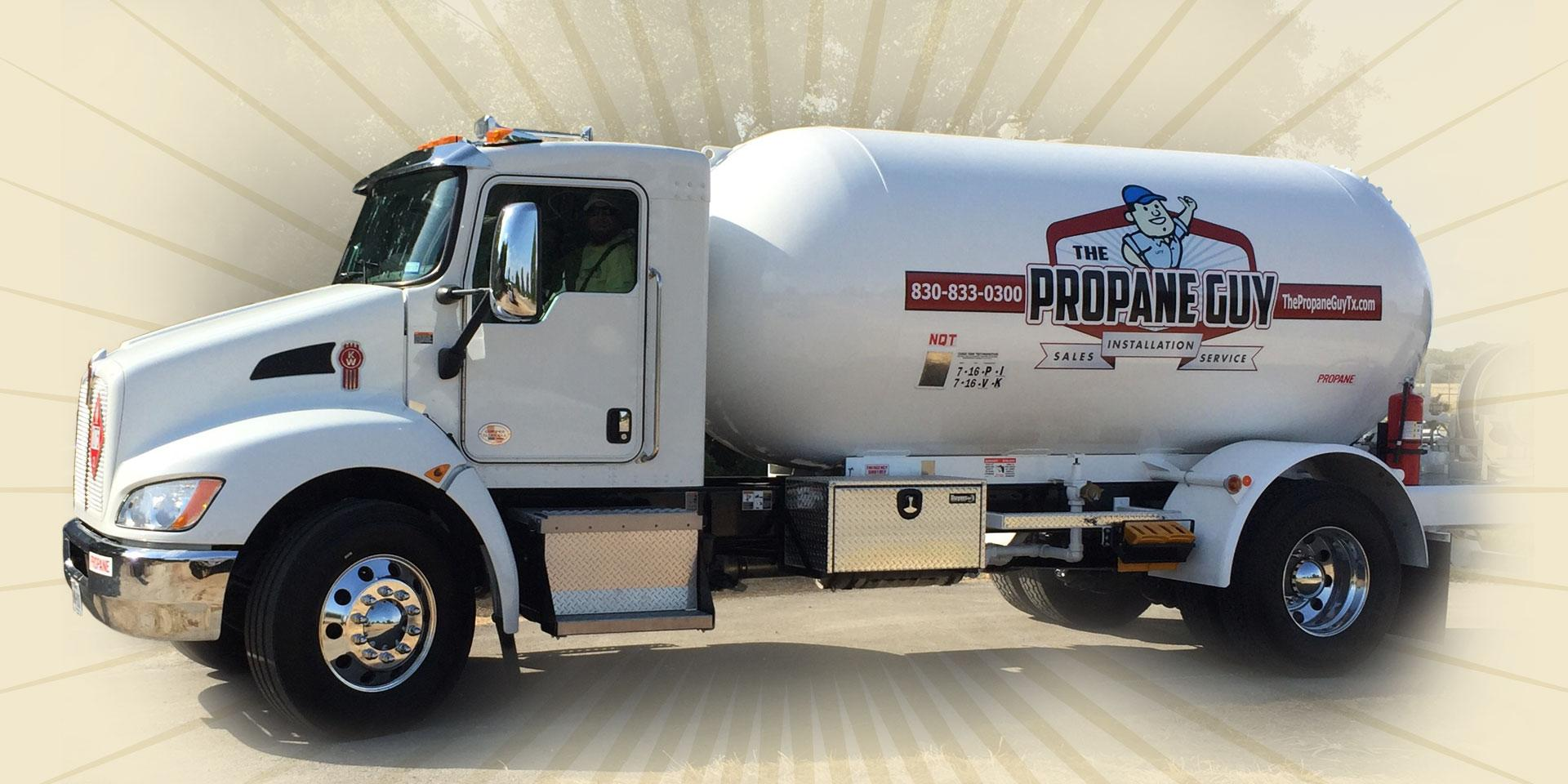 Commercial & Residential Propane Delivery