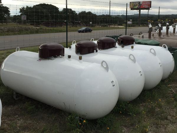 250 gal. Propane Tank