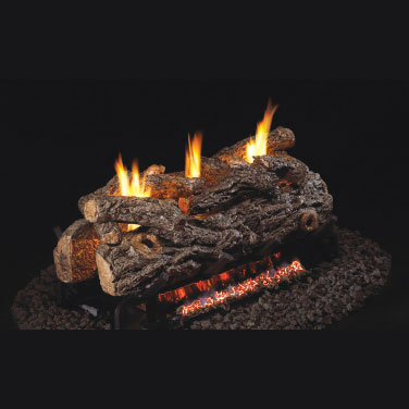 Real Fyre gas fire place products vent free collection